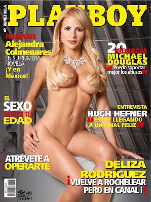 Playboy Venezuela Abril