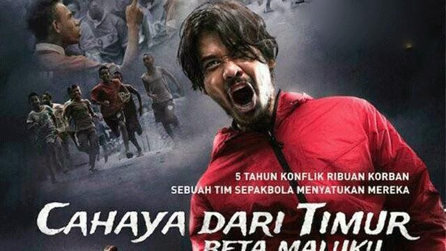 FILM CAHAYA DARI TIMUR 'VIDEO Cahaya dari Timur : Beta Maluku' Film Bioskop Terbaik FFI 2014