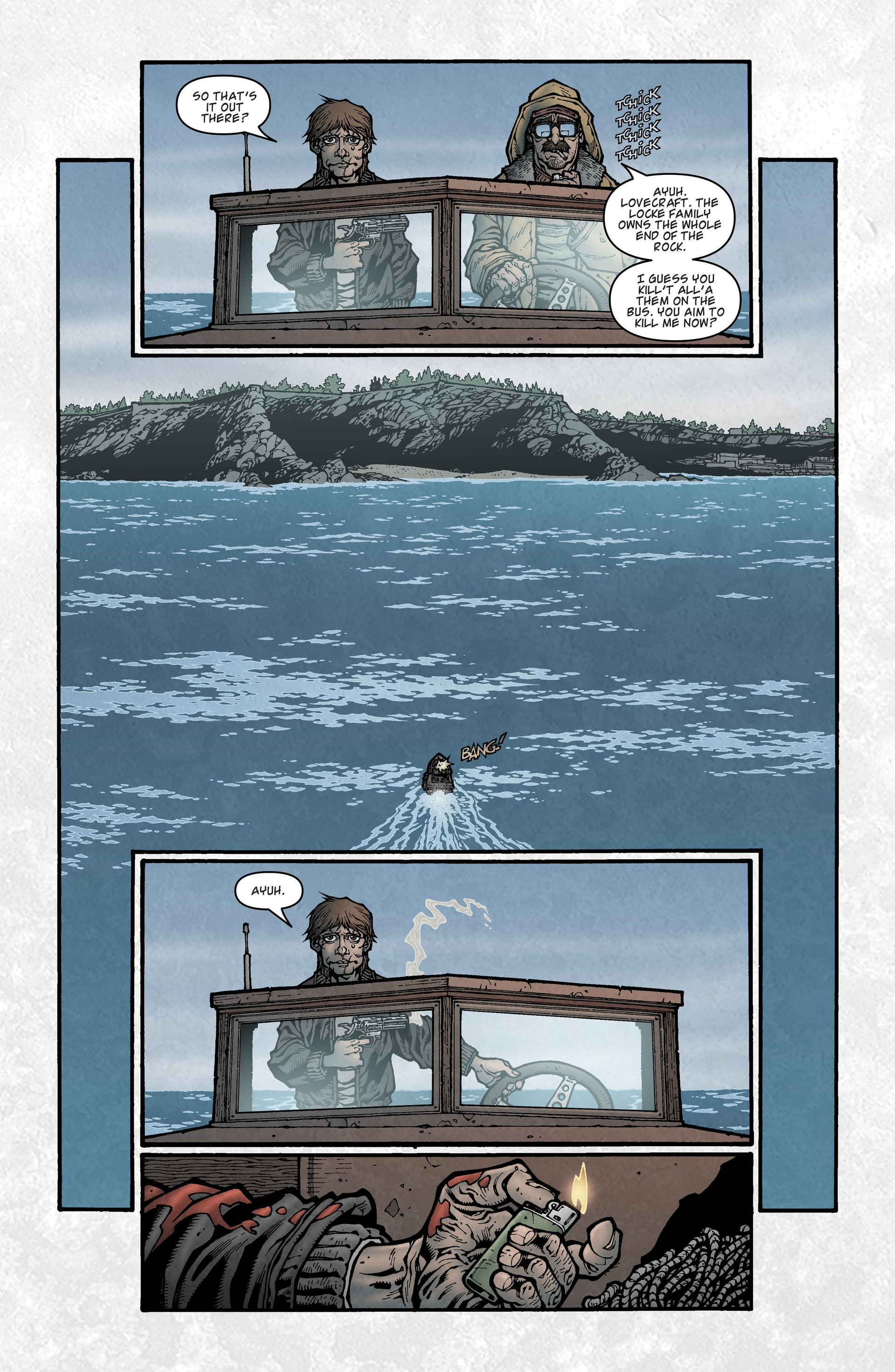 Locke & Key (2008) Issue #5 #5 - English 10
