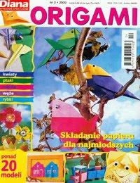 Журнал Диана оригами №2 2009