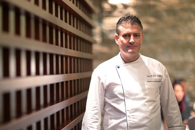 Feast Village's new Executive Chef at Shook! – Chef Richard Sawyer