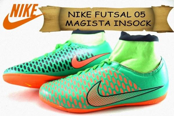 Sepatu Futsal  Sepatu Futsal Nike Magista Insock 05