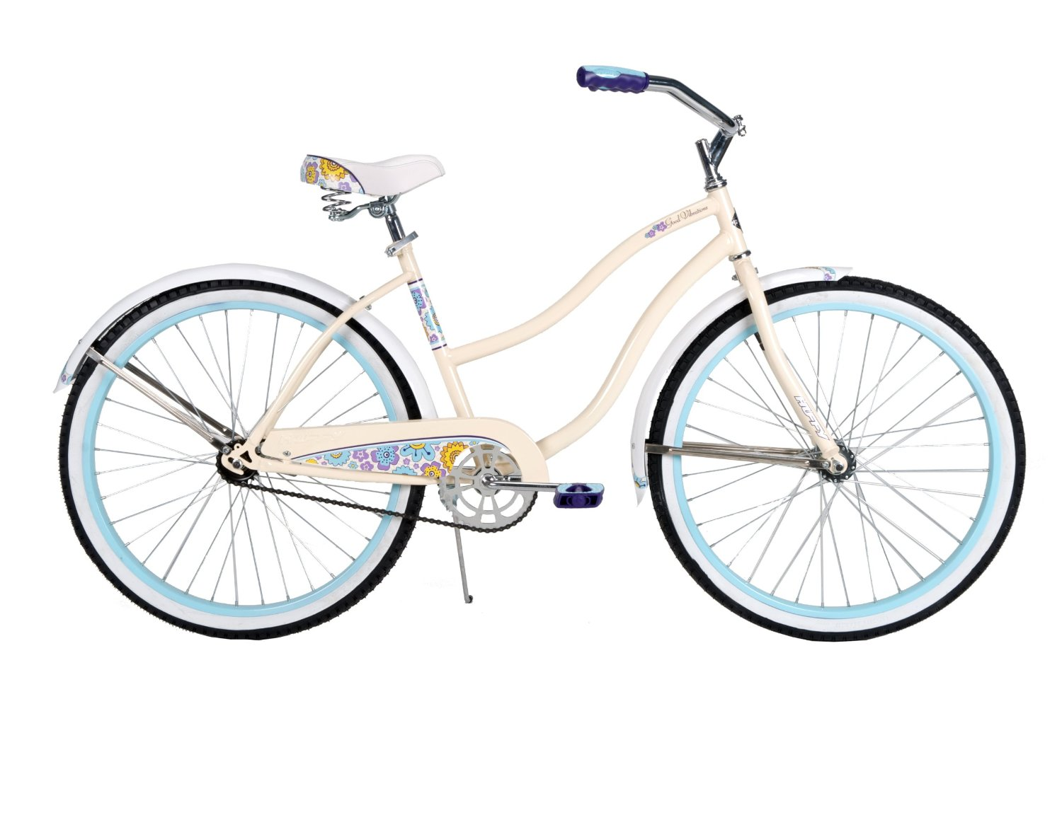 3acca4bf761 Exercise Bike Zone: Top Best Huffy Bicycle Women's 26-Inch Cruiser ...