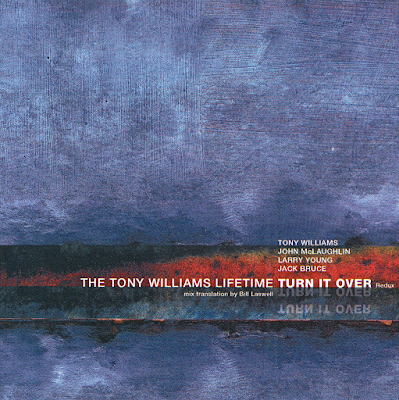 The Tony Williams Lifetime : Turn It Over (1970) Front
