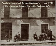 Exposición de fotografías antiguas de Sanlúcar la Mayor