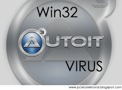 How to remove Win32 Autoit Virus