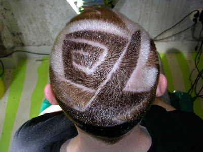 Funniest Close Shave Haircuts Seen On www.coolpicturegallery.us