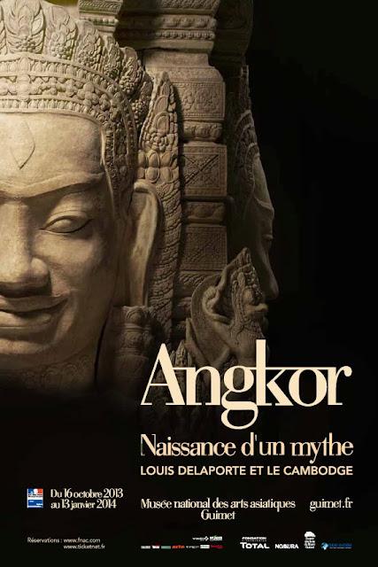 Angkor : Naissance d'un mythe. Louis Delaporte et le Cambodge