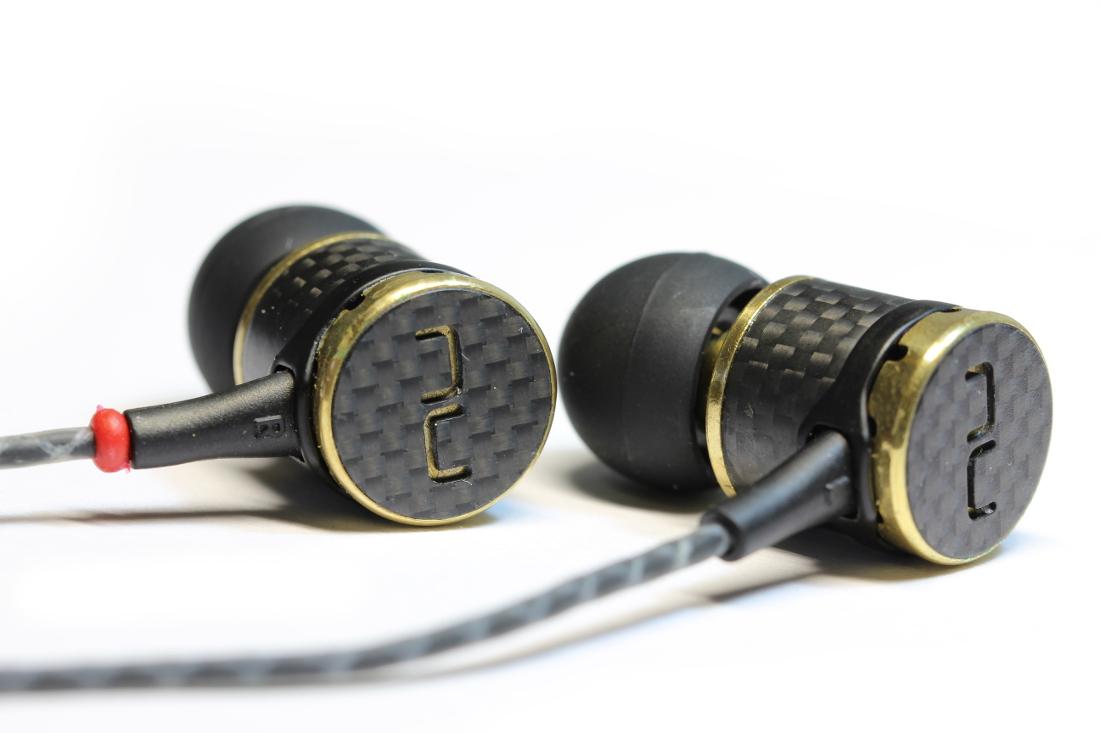 In-Ear Kopfhörer NuForce NE800M