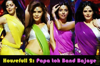 Papa toh Band bajaye from Housefull 2