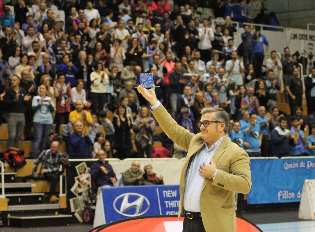 Homenaje en Lugo a Paco García