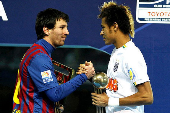 Many sceptics believe that Lionel Messi and Neymar are too similar to succeed