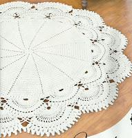 Tapetão de Crochê Professora Simone