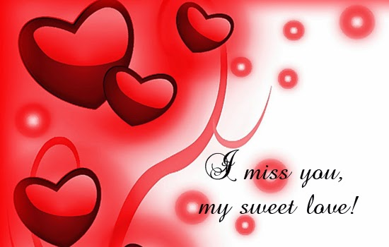 I Miss You Love Quotes