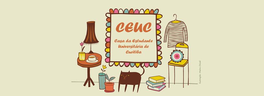 Casa da Estudante Universitária de Curitiba - CEUC