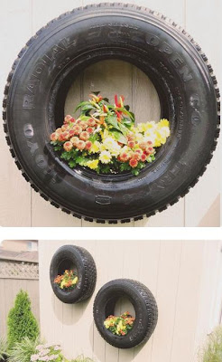 Creative and Cool Ways to Reuse Old Tires (33) 28
