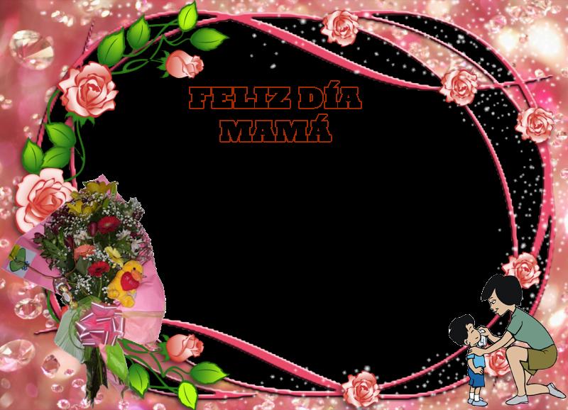 Todo Ministerio Infantil: Marcos para fotos Dia de las Madres
