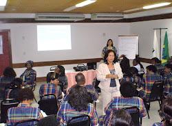Curso Secretários Moçambicanos em Salvador, 07.2011