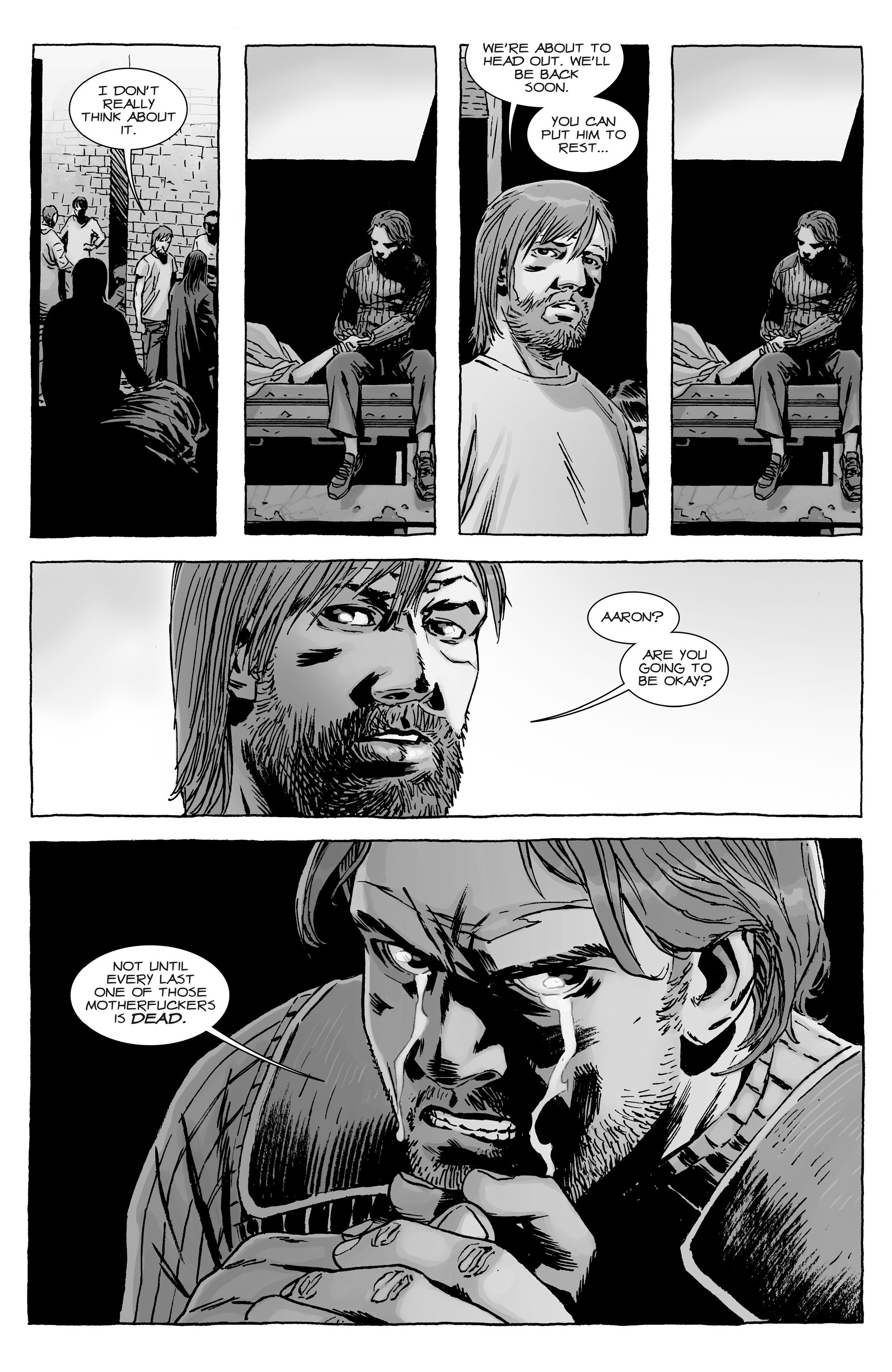 The Walking Dead Issue #119 Page 6