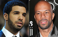 Drake and Common