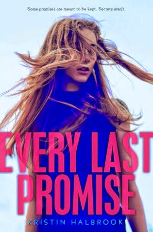 Every Last Promise by Kristin Halbrook