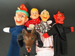 Kasperl-Figuren