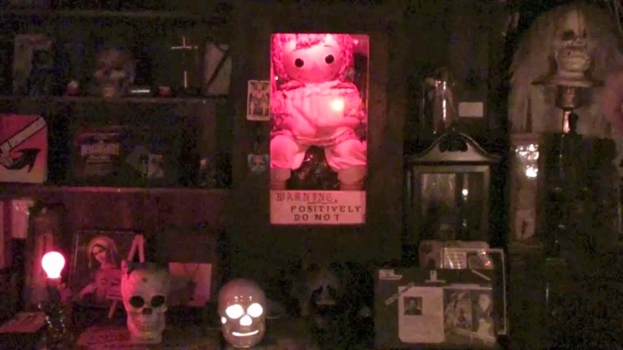 Connecticut's Museum of the Occult