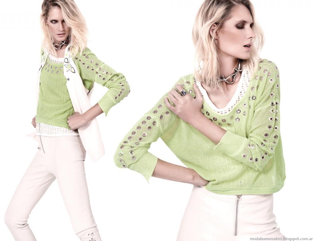 Tendencias de moda primavera verano 2015. Kosiuko 2015.