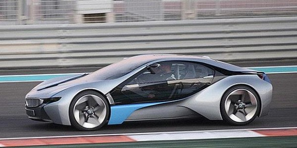 Bmw I8 And Bmw 650i Coupe On Imf Ghost Protocol Branded Stuff