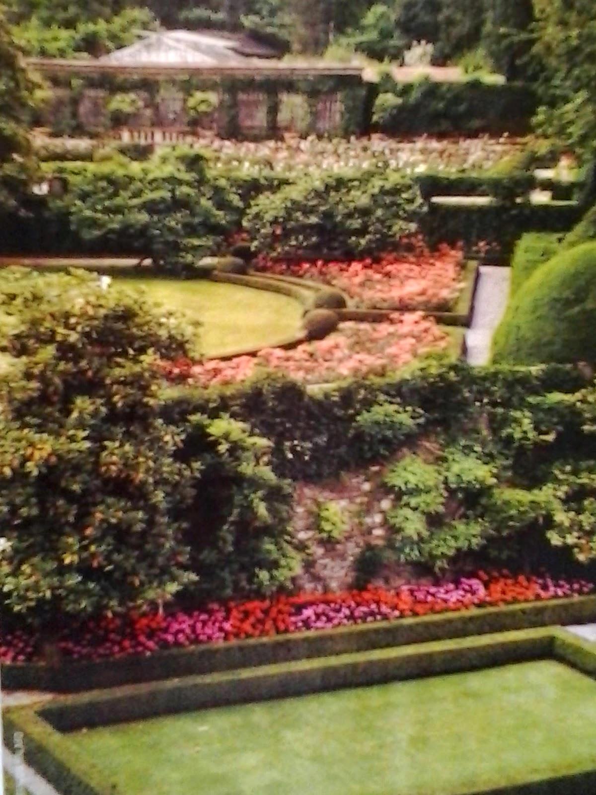 il giardino di fasti floreali