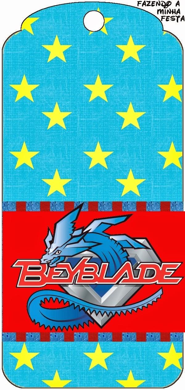 Para Marcapaginas de Beyblade.