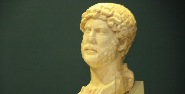 Emperador Adriano y Derecho romano