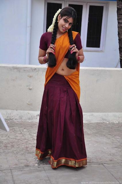 hot kanishka navel show