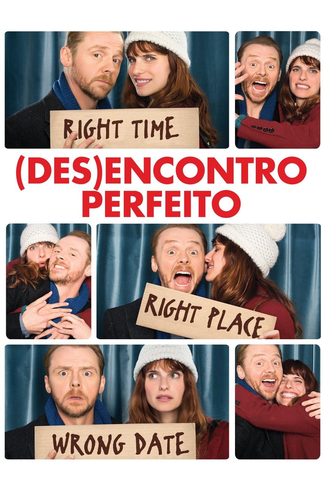 (Des)encontro Perfeito – Dublado (2015)