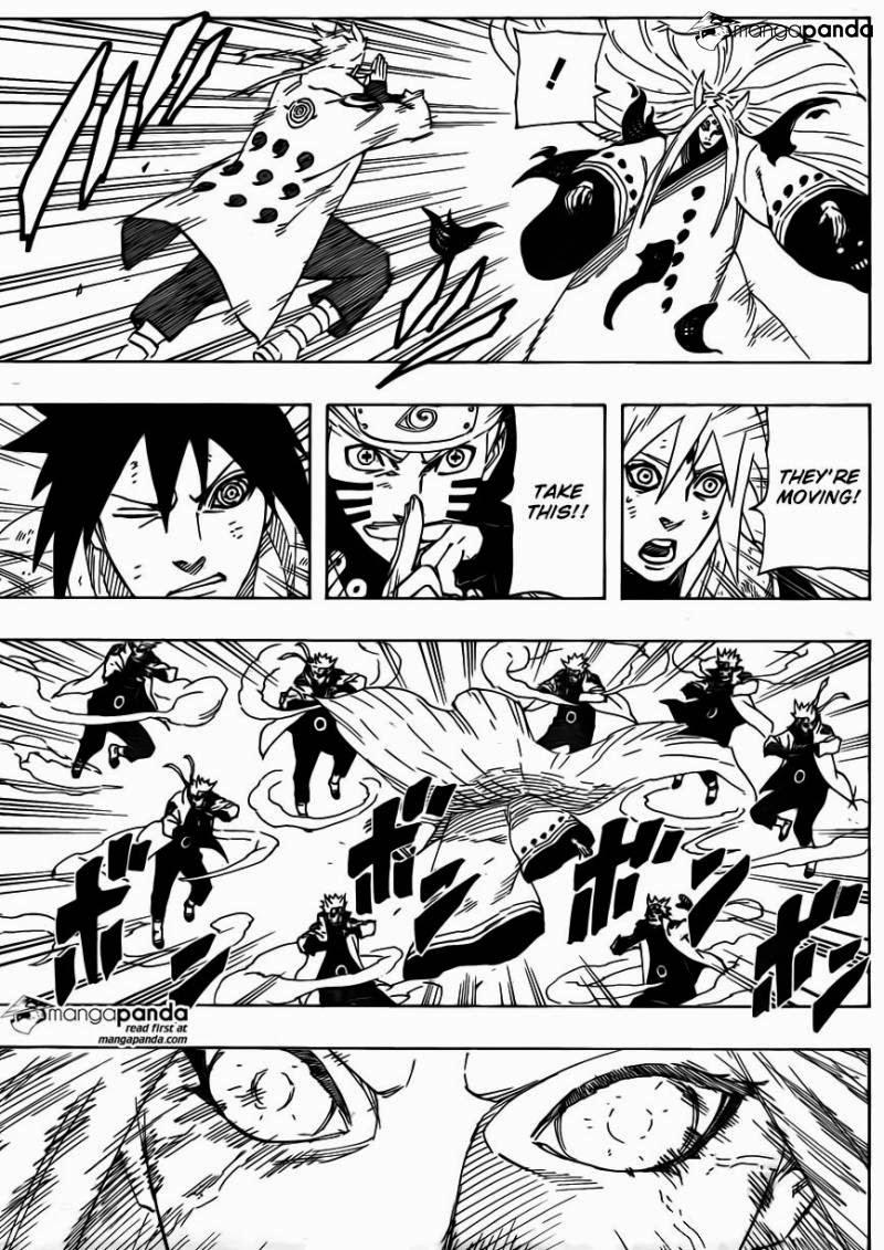 Naruto - Chapter 682 - Pic 7