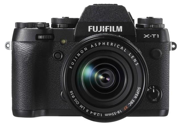 Fotografia della Fujifilm X-T1