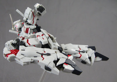 Robot Damashii Unicorn Gundam Destroy