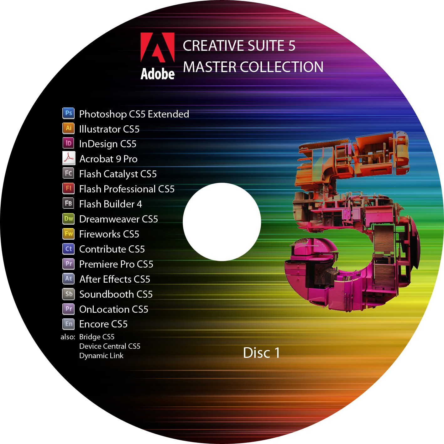 Adobe cs5 master collection retail 8bitmix