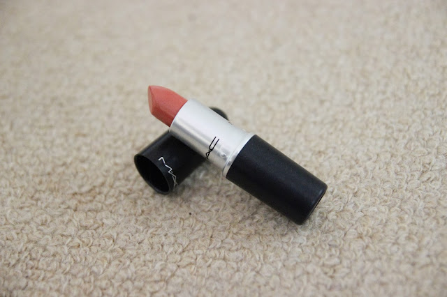 MAC Lipstick in Ravishing