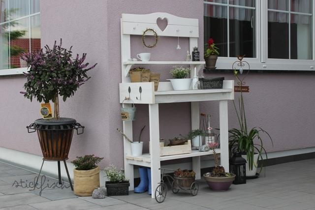 mein deko pflanztisch nordahage. Black Bedroom Furniture Sets. Home Design Ideas