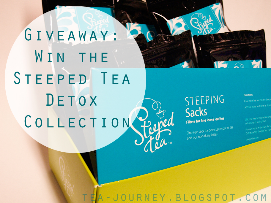 Steeped Tea Detox Collection Canada Tea Journey