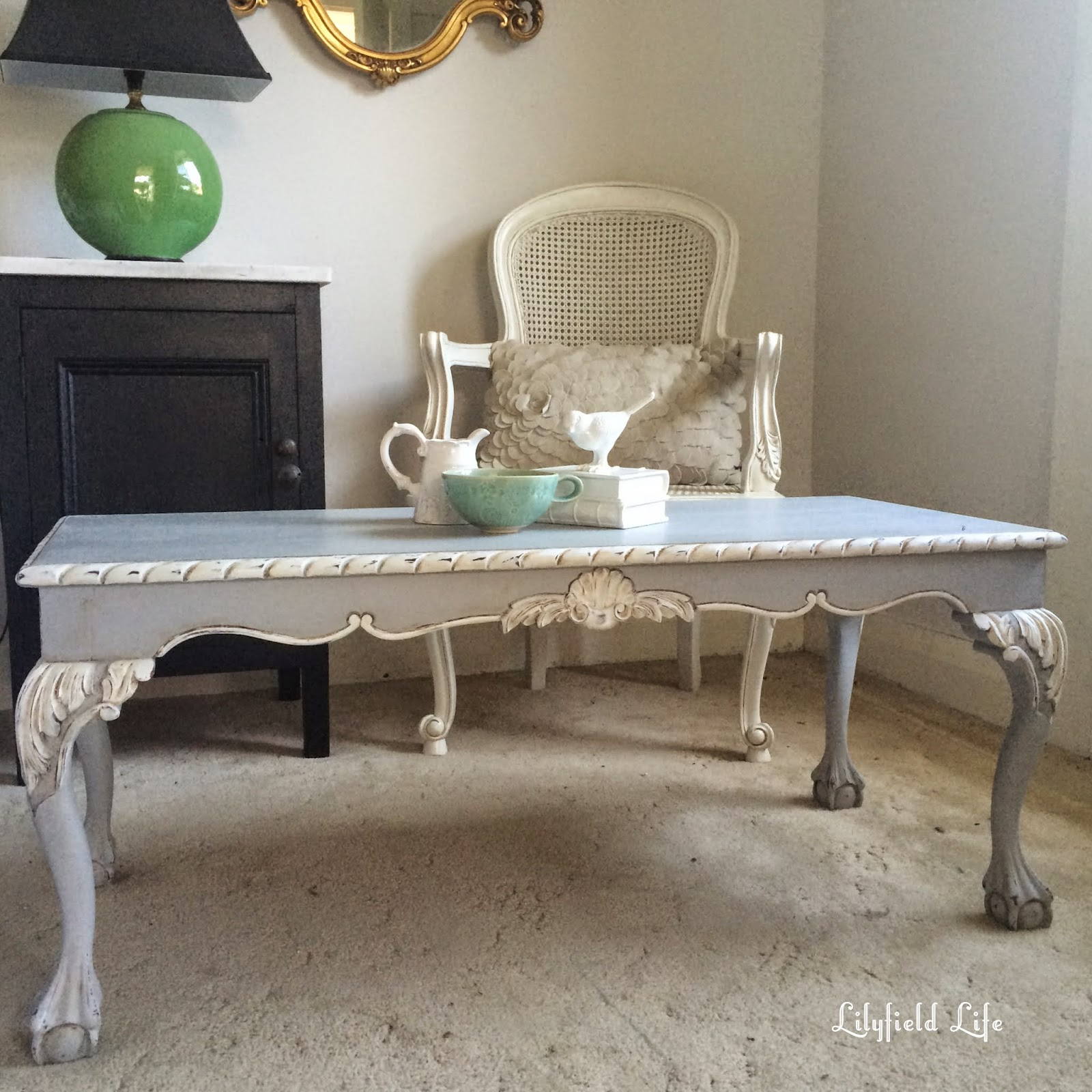 Lilyfield Life French Style coffee Table