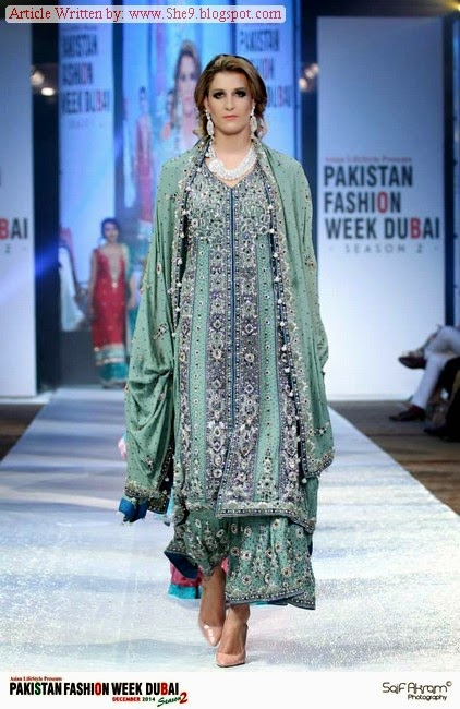 Asma Malik Presents Lakksh at Pakistan Fashion