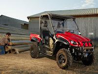 2013 Yamaha Rhino 700 FI Auto 4x4 ATV pictures 3