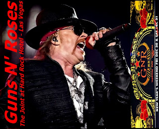 Download CD Guns N' Roses – The Joint at Hard Rock Hotel Las Vegas (2012)