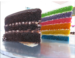 Kursus Commercial Popular Cakes (2)