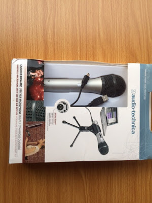 atr2100 usb xlr microphone photo