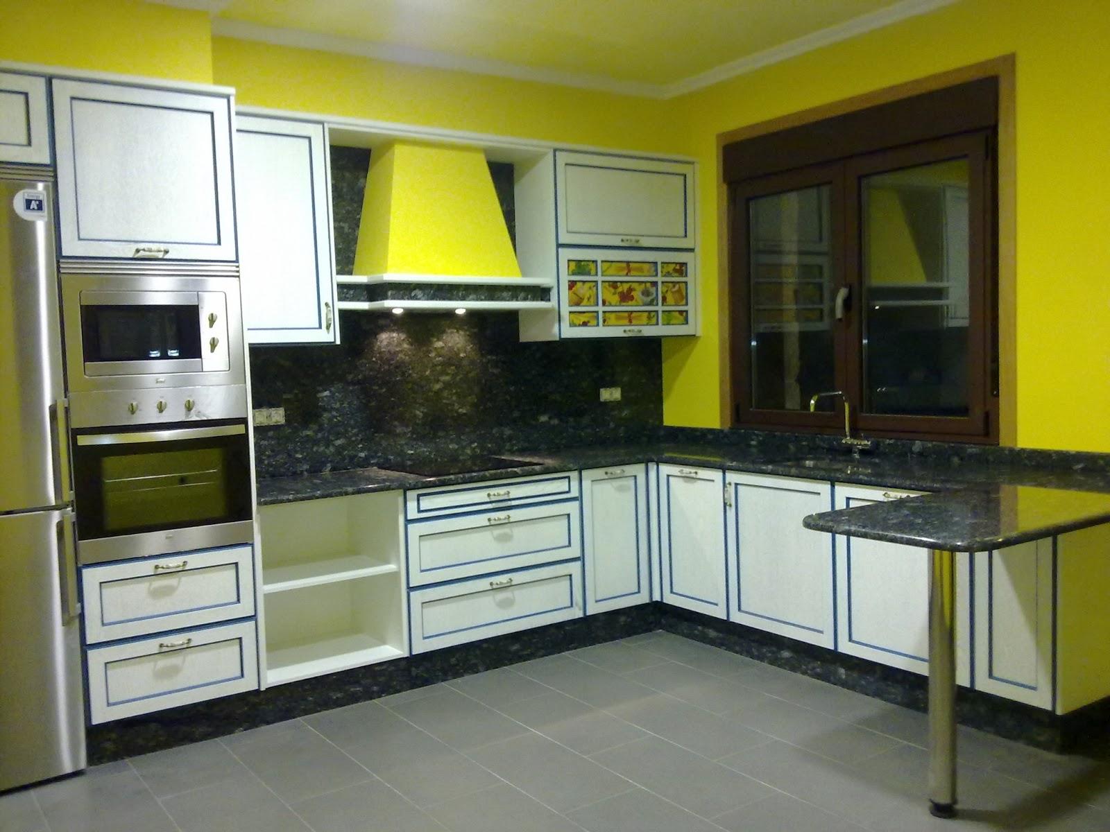 F cocinas cocinas tradicionales for Cocinas tradicionales