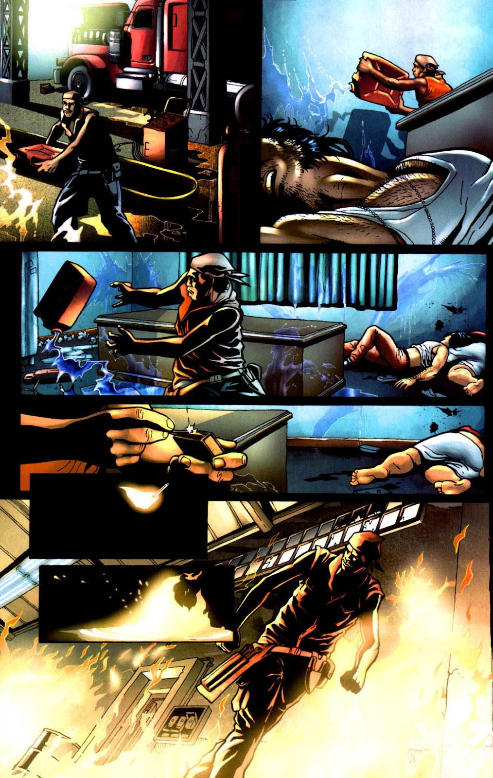 Read online Wolverine (2003) comic -  Issue #8 - 12