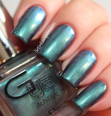 Glitter Gal - Hell Bent Blue